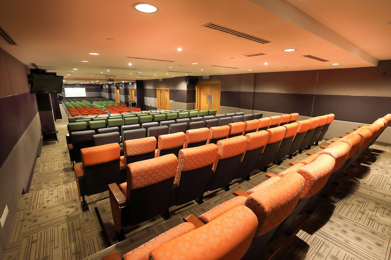 Seminar & Presentation Room In KL | Hap Seng Plaza