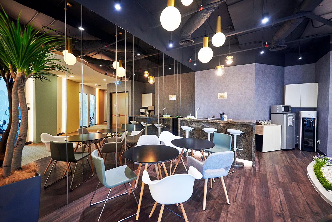 Beautiful Office Space In KL | Hap Seng Plaza