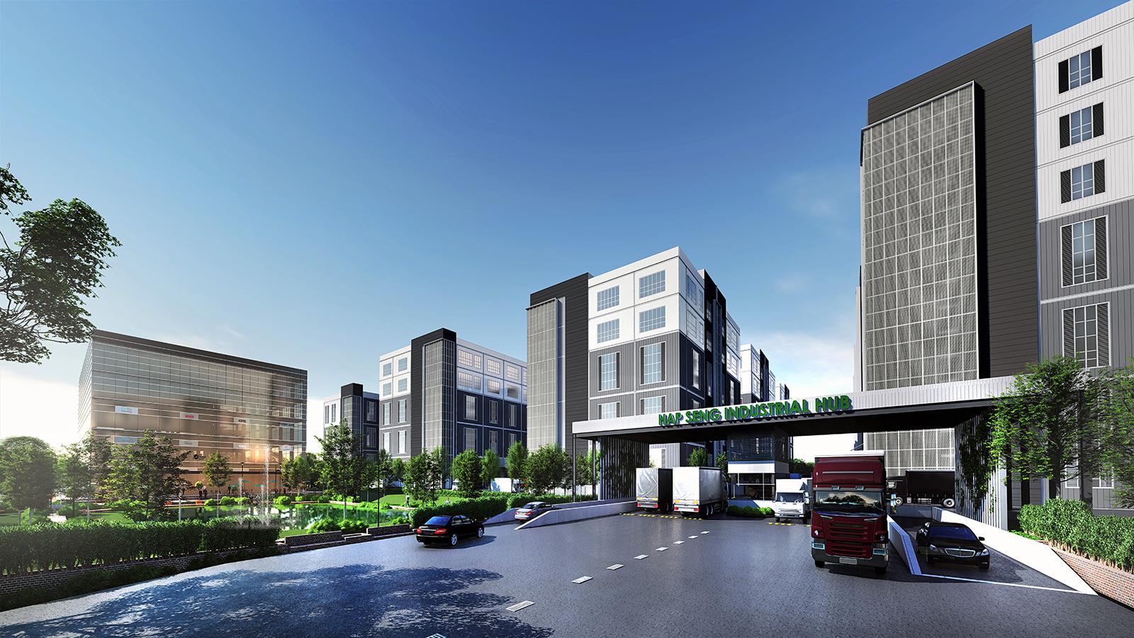 Hap Seng Industrial Hub, Shah Alam