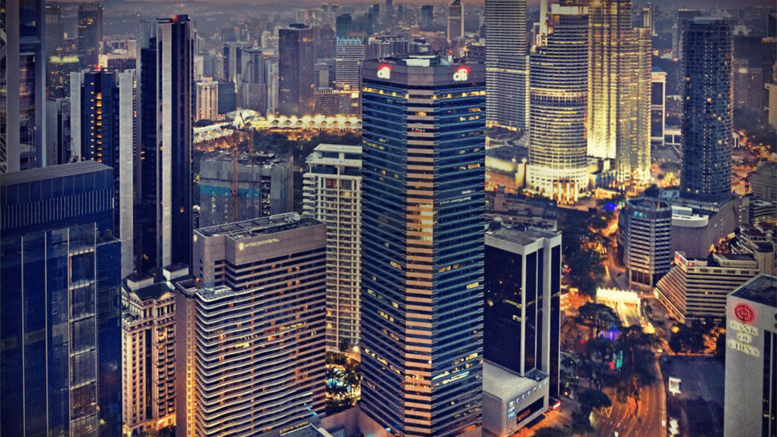 Home - Menara Citibank